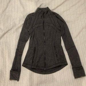 Lululemon Define Jacket - Gray Size 6
